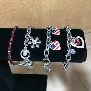 4th of July Bracelet plus 7 Holiday Jewelry Items